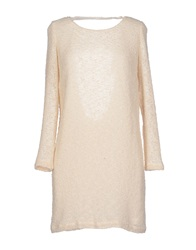 Gat Rimon Short Dresses Ivory