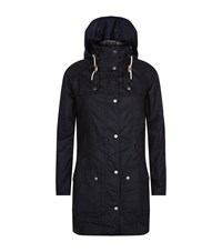 Barbour Barnacle Wax Jacket Female Black