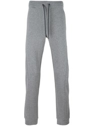 Z Zegna Tapered Track Pants Grey