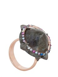 Katie Rowland Mercier Statement Claw Ring