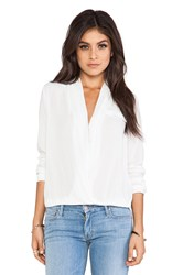 Lovers Friends Get Down Blouse White