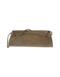 Rodo Medium Fabric Bags Bronze