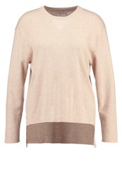 Filippa K Jumper Powder Melange Rose