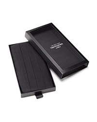 The Men's Store At Bloomingdale's Solid Black Grosgrain Cummerbund