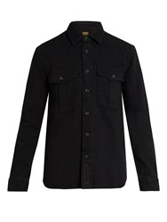 Jean Shop Barry Denim Shirt Black