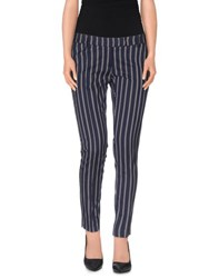 Soallure Trousers Casual Trousers Women Blue
