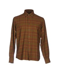 Ingram Shirts Military Green