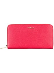 Furla 'Babylon' Wallet Red