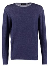 Only And Sons Onsgarson Jumper Dress Blues Dark Blue