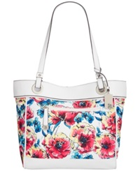 Style And Co. Brightspot Tote Blossom Floral