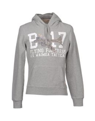 Waimea Sweatshirts Light Grey