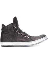 A Diciannoveventitre 'Kangaroo' Sneakers Black