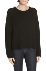 Jenni Kayne Fisherman Crewneck Cashmere Sweater