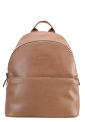 Matt And Nat July Rucksack Oak Cognac