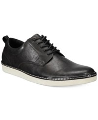 Alfani Men's Billy Low Top Oxfords Created For Macy's Men's Shoes Black
