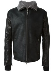 Isaac Sellam Experience 'Methodique' Jacket Black
