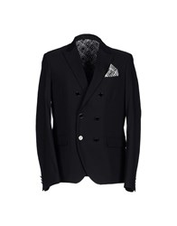 Officina 36 Suits And Jackets Blazers Men Black
