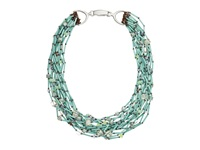 Gypsy Soule Crn32 Turquoise Necklace Blue