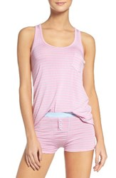 Honeydew Intimates Women's Rib Pajamas Bubble Pop Stripe