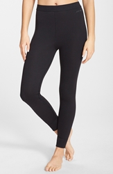 Joe's Jeans 'Cara' Thermal Leggings Black