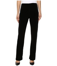 Lysse Velvet Pants Black Women's Casual Pants