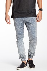 Zanerobe Acid Wash Jogger Blue