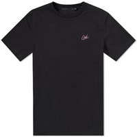 Alexander Wang Embroidered Girls Tee Black