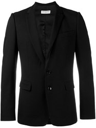 Dries Van Noten Classic Blazer Black