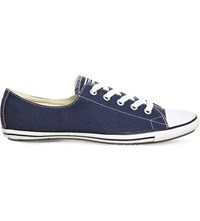 Converse Ct Lite 2 Canvas Trainers Navy