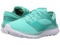 Saucony Kineta Relay Mint Teal Women's Running Shoes Blue