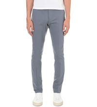 Reiss Westbury Slim Fit Tapered Chinos Airforce Blue