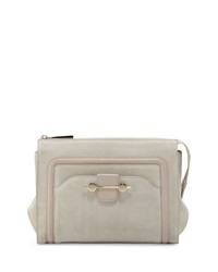 Jason Wu Daphne Suede Clutch Bag