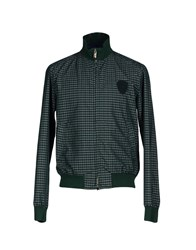 Cooperativa Pescatori Posillipo Coats And Jackets Jackets Men Green
