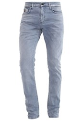Ltb Joshua Slim Fit Jeans Cool Air Undamaged Wash Grey Denim