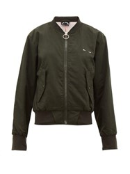 The Upside Chloe Technical Jacket Khaki