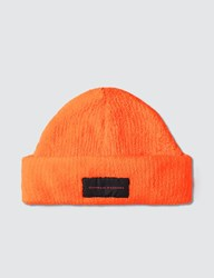 Alexander Wang Chynatown Beanie Orange