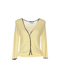 Scooterplus Knitwear Cardigans Women Yellow