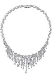 Cz By Kenneth Jay Lane Woman Necklaces Silver