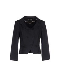 Tara Jarmon Suits And Jackets Blazers Women Dark Blue