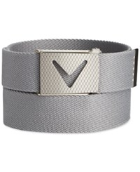 Callaway Cut To Fit Solid Webbed Belt