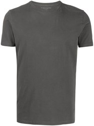 Majestic Filatures Short Sleeve Fitted T Shirt Grey