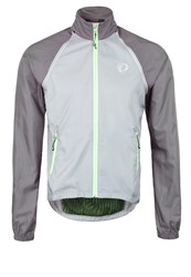Pearl Izumi Elite Barrier 2In1 Tracksuit Top Smoked Anthracite