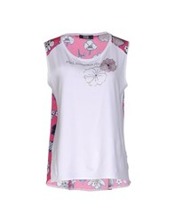 Vdp Collection Topwear Tops Women White