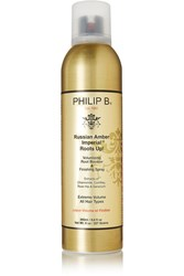 Philip B Russian Amber Imperial Roots Up Spray Colorless
