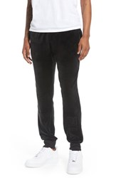Fila Vinny Velour Jogger Pants Black