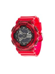 G Shock Baby Watch Red