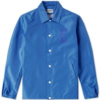 Edwin Coach Jacket Blue