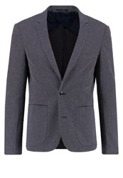 Kiomi Suit Jacket Navy Dark Blue