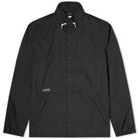 Nanamica Coach Jacket Black