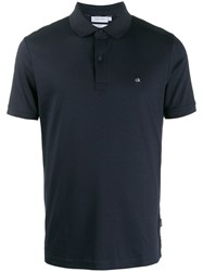 Calvin Klein Logo Embroidered Polo Shirt 60